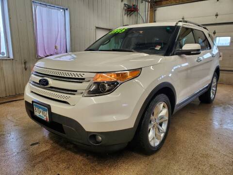 2013 Ford Explorer for sale at Sand's Auto Sales in Cambridge MN