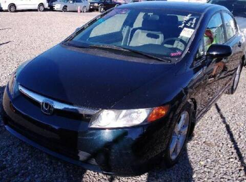 2008 Honda Civic for sale at KRIS RADIO QUALITY KARS INC in Mansfield OH