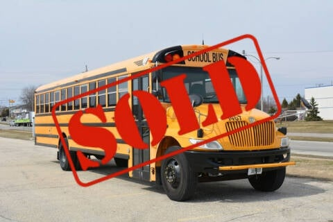 2011 IC Bus CE Series for sale at Signature Truck Center in Crystal Lake IL