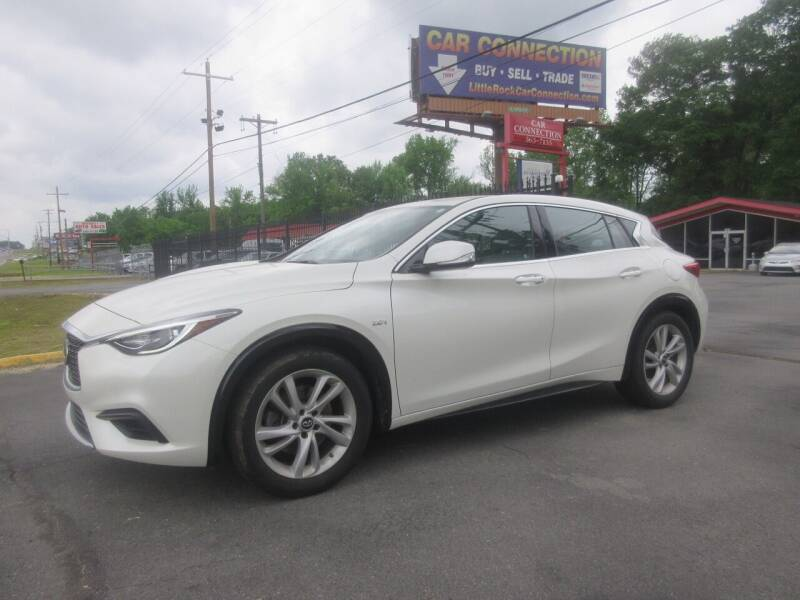 2019 Infiniti QX30 for sale at Car Connection in Little Rock AR