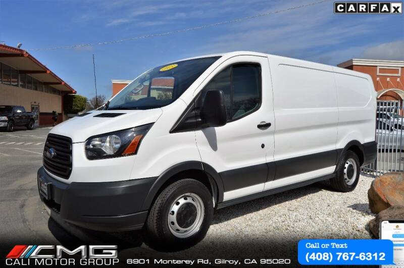 2015 Ford Transit Cargo for sale at Cali Motor Group in Gilroy CA