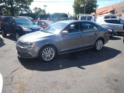 2011 Volkswagen Jetta for sale at 103 Auto Sales in Bloomfield NJ