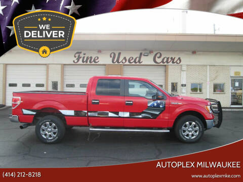2014 Ford F-150 for sale at Autoplex Milwaukee in Milwaukee WI