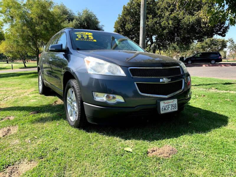 2011 Chevrolet Traverse for sale at D & I Auto Sales in Modesto CA