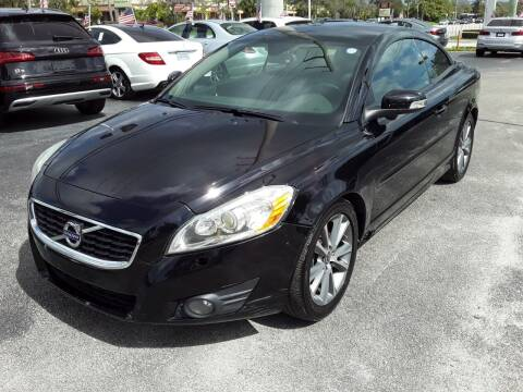 2011 Volvo C70 for sale at YOUR BEST DRIVE in Oakland Park FL