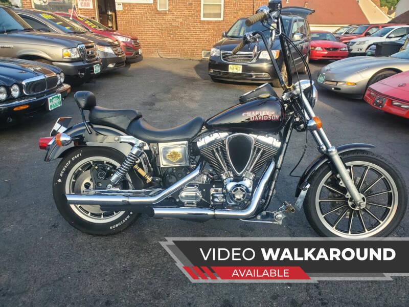 1999 Harley-Davidson FXDL for sale at Kar Connection in Little Ferry NJ