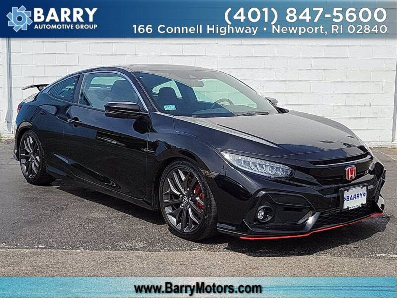 2020 Honda Civic for sale at BARRYS Auto Group Inc in Newport RI