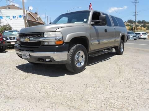 2001 Chevrolet Silverado 2500HD for sale at Mountain Auto in Jackson CA