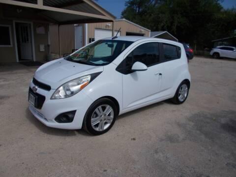 2014 Chevrolet Spark for sale at DISCOUNT AUTOS in Cibolo TX