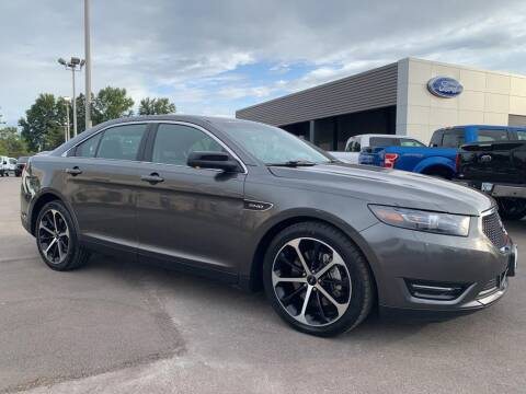 2016 Ford Taurus for sale at Ford Trucks in Ellisville MO