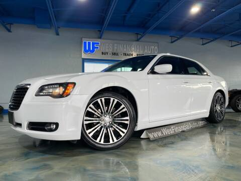 2013 Chrysler 300 for sale at Wes Financial Auto in Dearborn Heights MI
