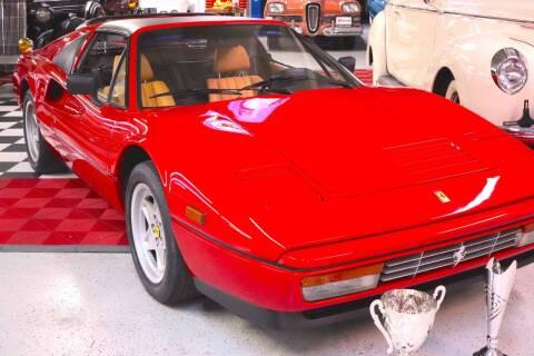 1986 Ferrari 328 GTS for sale at Berliner Classic Motorcars Inc in Dania Beach FL