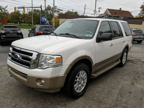 2013 Ford Expedition for sale at Richland Motors in Cleveland OH