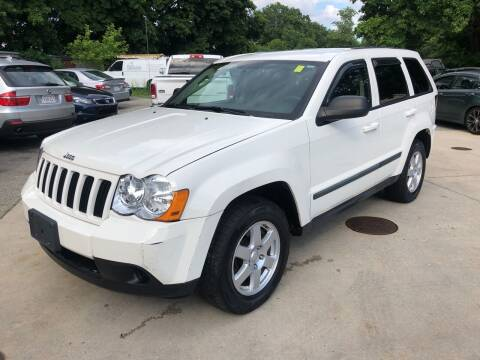 2008 Jeep Grand Cherokee for sale at Barga Motors in Tewksbury MA
