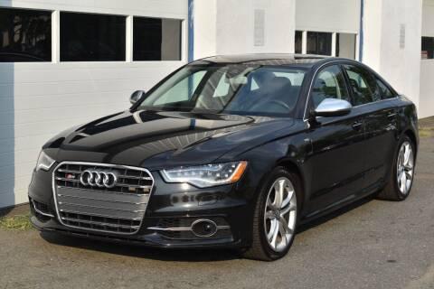 2013 Audi S6 for sale at IdealCarsUSA.com in East Windsor NJ