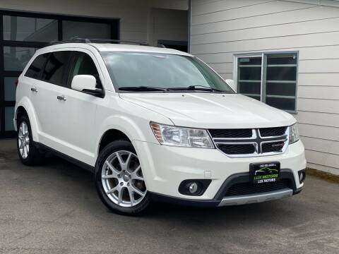 2015 Dodge Journey for sale at Lux Motors in Tacoma WA
