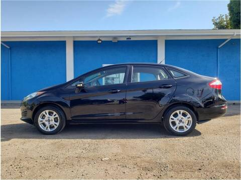 2016 Ford Fiesta for sale at Khodas Cars in Gilroy CA