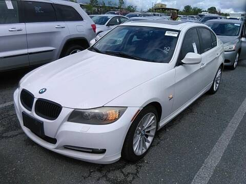 2010 BMW 3 Series for sale at Cj king of car loans/JJ's Best Auto Sales in Troy MI