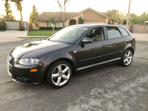 2008 Audi A3 for sale at Carmelo Auto Sales Inc in Orange CA