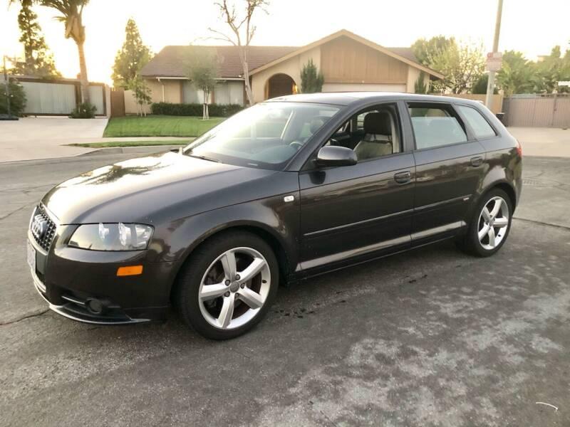 2008 Audi A3 for sale at Carmelo Auto Sales Inc in Orange CA