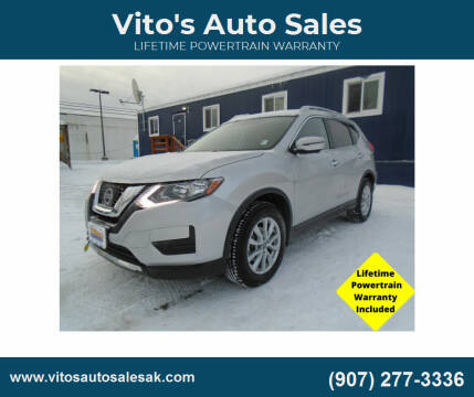 2017 Nissan Rogue for sale at Vito's Auto Sales in Anchorage AK