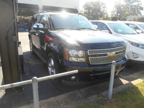 2014 Chevrolet Tahoe for sale at AUTO MART in Montgomery AL