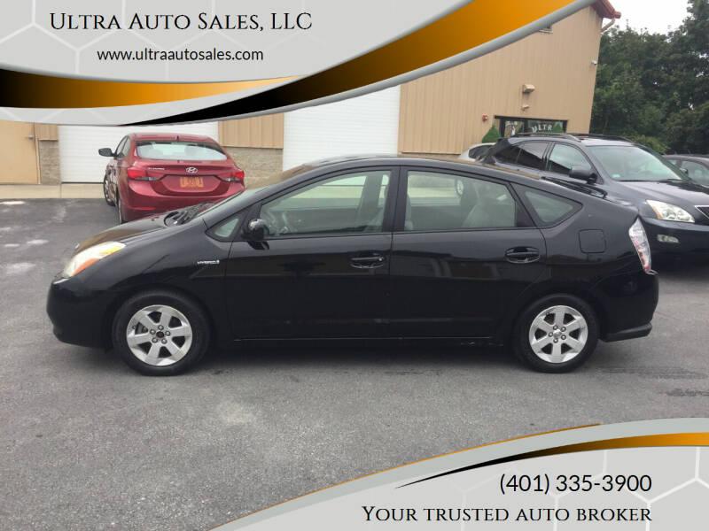 2008 Toyota Prius for sale at Ultra Auto Sales, LLC in Cumberland RI