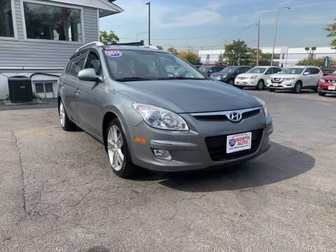2011 Hyundai Elantra Touring for sale at 355 North Auto in Lombard IL