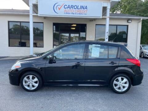 2011 Nissan Versa for sale at Carolina Auto Credit in Youngsville NC