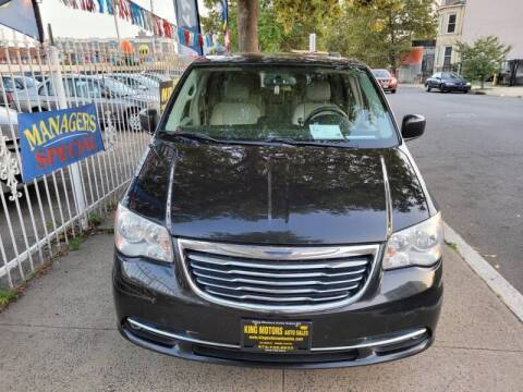 2013 Chrysler Town and Country for sale at KING MOTORS AUTO SALES, INC in Newark NJ