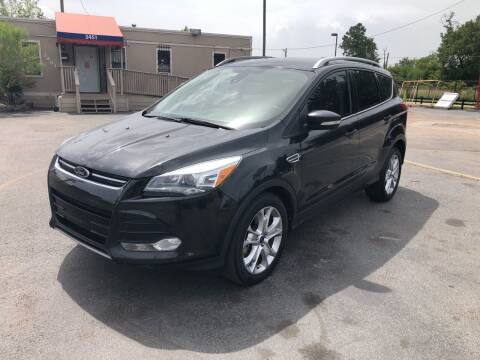 2014 Ford Escape for sale at Saipan Auto Sales in Houston TX