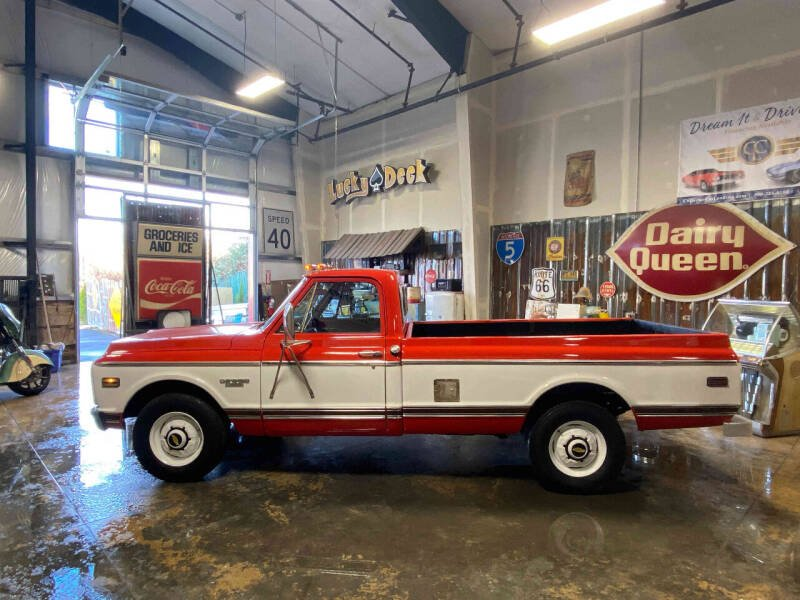 1969 Chevrolet C/K 20 Series for sale at Cool Classic Rides in Redmond OR