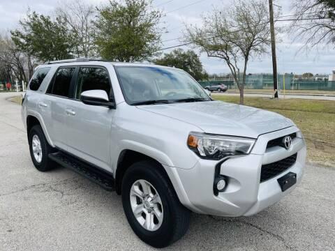 2019 Toyota 4Runner for sale at Prestige Motor Cars in Houston TX
