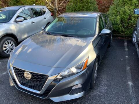 2019 Nissan Altima for sale at A & K Auto Sales in Mauldin SC