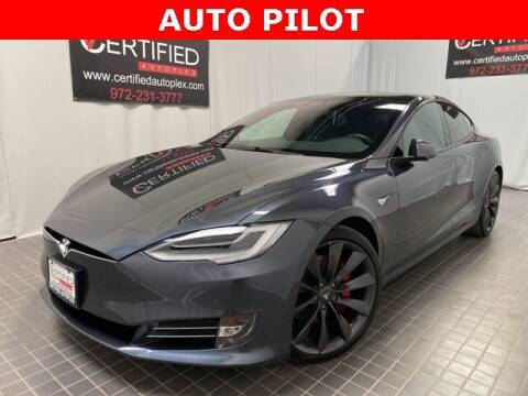2017 Tesla Model S for sale at CERTIFIED AUTOPLEX INC in Dallas TX