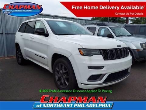 2020 Jeep Grand Cherokee for sale at CHAPMAN FORD NORTHEAST PHILADELPHIA in Philadelphia PA