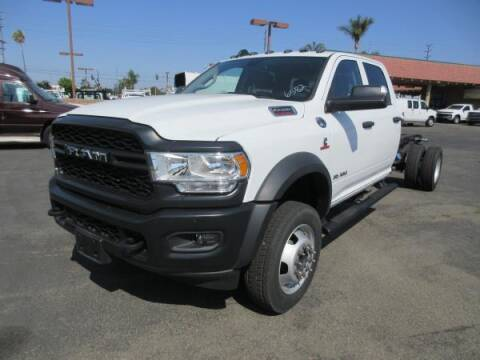 2019 RAM Ram Chassis 5500 for sale at Norco Truck Center in Norco CA