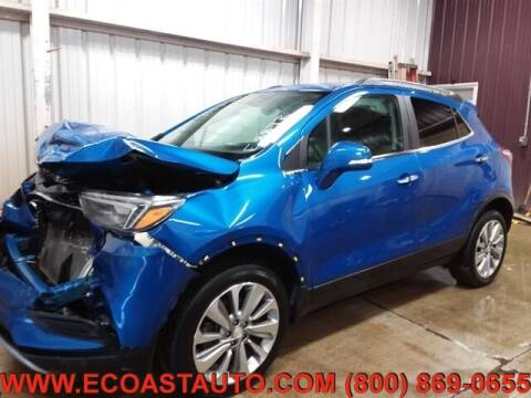 2017 Buick Encore for sale at East Coast Auto Source Inc. in Bedford VA