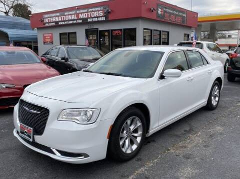 2018 Chrysler 300 for sale at International Motors in Laurel MD
