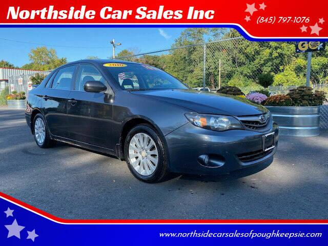 2010 Subaru Impreza for sale at Northside Car Sales Inc in Poughkeepsie NY