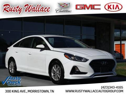 2018 Hyundai Sonata for sale at RUSTY WALLACE CADILLAC GMC KIA in Morristown TN