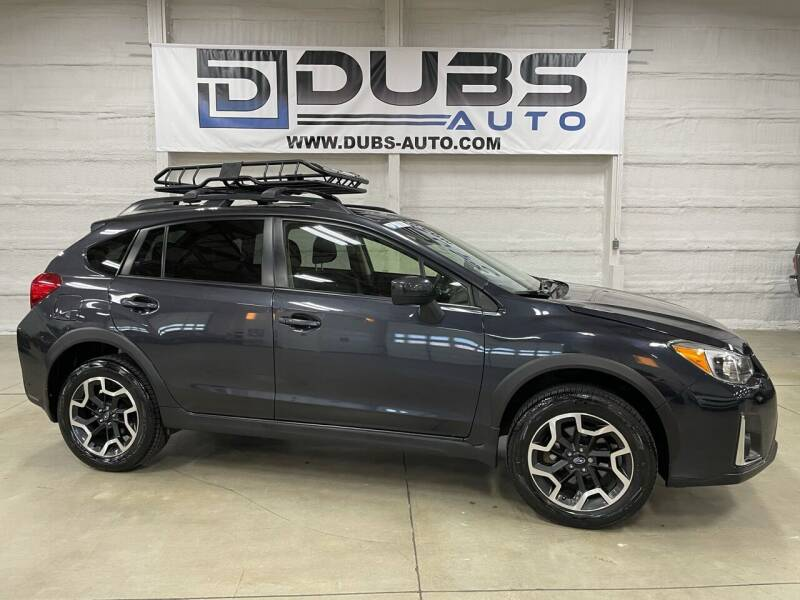 2017 Subaru Crosstrek for sale at DUBS AUTO LLC in Clearfield UT