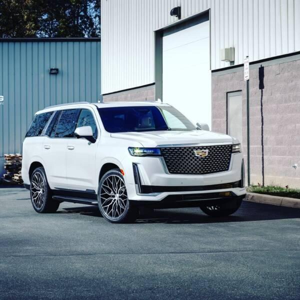 2021 Cadillac Escalade for sale at POTOMAC WEST MOTORS in Springfield VA