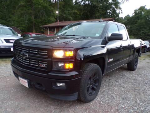 2015 Chevrolet Silverado 1500 for sale at Select Cars Of Thornburg in Fredericksburg VA