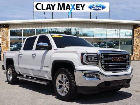 2017 GMC Sierra 1500 for sale at Clay Maxey Ford of Harrison in Harrison AR