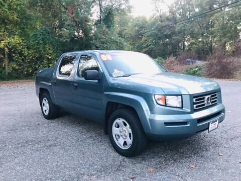 2008 Honda Ridgeline for sale at 4Auto Sales, Inc. in Fredericksburg VA