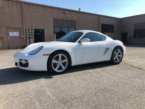 2007 Porsche Cayman for sale at Certified Auto Exchange in Indianapolis IN