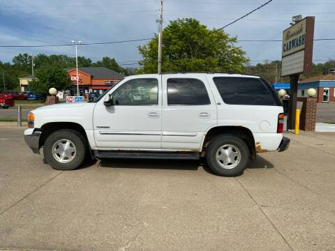 2006 GMC Yukon for sale at RIVERSIDE AUTO SALES in Sioux City IA