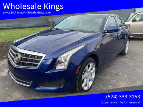 2013 Cadillac ATS for sale at Wholesale Kings in Elkhart IN