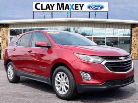 2019 Chevrolet Equinox for sale at Clay Maxey Ford of Harrison in Harrison AR